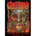 Patch KREATOR - Terror Will Prevail