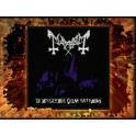Patch MAYHEM - De Mysteriis Dom Satanas