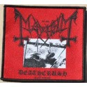 Patch MAYHEM - Deathcrush