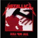Patch METALLICA - Kill 'em All