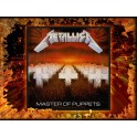 Patch METALLICA - Master of Puppets