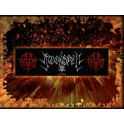 Long Patch - MOONSPELL - Logo & Moongram