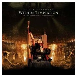 WITHIN TEMPTATION - Black Symphony - 2-CD Digi