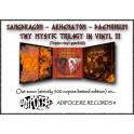 DAEMONIUM / AKHENATON / SANGDRAGON - Thy Mystic Trilogy - 3-LP Triple Gatefold