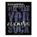 Patch STRAPPING YOUNG LAD - Hell Year