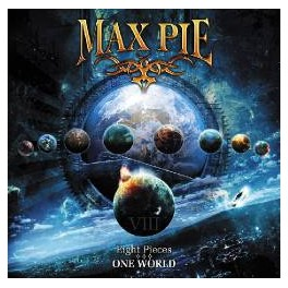 MAX PIE - Eight pieces - CD