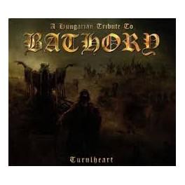A HUNGARIAN TRIBUTE TO BATHORY - Turulheart - CD Digi