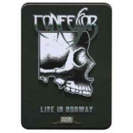CONFESSOR - Live in Norway - DVD Metal Box