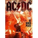 AC/DC - Live at River Plate - Box DVD + TS