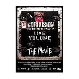 CORROSION OF CONFORMITY - Live Volume - The Movie -  DVD