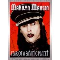 MARILYN MANSON - Fear Of A Satanic Planet - DVD + CD