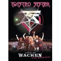 TWISTED SISTER - Live at Wacken - The Reunion - DVD + CD