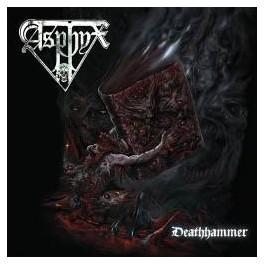 ASPHYX - Deathhammer - CD Digipack