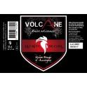 Bière Rouge La Volcane 33cl