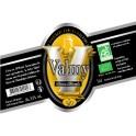 Bière Blonde Bio Valmy 33cl
