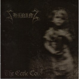 SHINING - IV : The Eerie Cold - CD