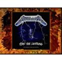 Patch METALLICA - Ride The Lightning