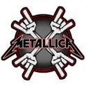 Patch METALLICA - Metal Horns