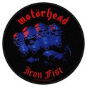 Patch - MOTORHEAD - Iron Fist