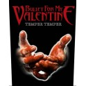 BULLET FOR MY VALENTINE - Temper Temper - Backpatch