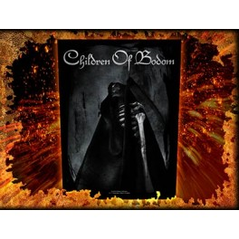 CHILDREN OF BODOM - Fear the reaper - Dossard