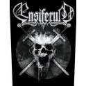 ENSIFERUM - Skull - Backpatch