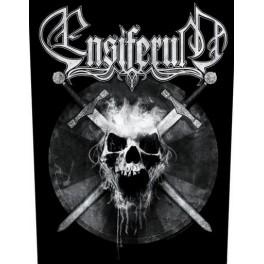 ENSIFERUM - Skull - Dossard