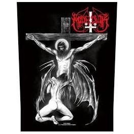 MARDUK - Christ Raping - Dossard