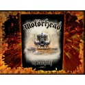 MOTORHEAD - Aftershock - Backpatch