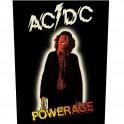 AC/DC - Powerage - Dossard