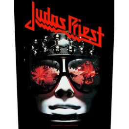JUDAS PRIEST - Hell Bent - Dossard