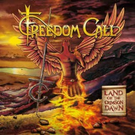 FREEDOM CALL - Land Of The Crimson Dawn - CD
