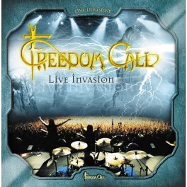FREEDOM CALL - Live Invasion - 2-CD