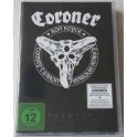 CORONER - Autopsy - The Years 1985-2014 in Pictures - 3-DVD Pal + CD