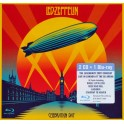 LED ZEPPELIN - Celebration Day - 2-CD + Blu-Ray Digi