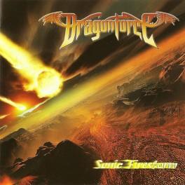 DRAGONFORCE - Sonic Firestorm - CD