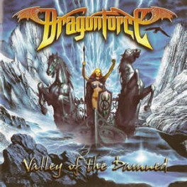 DRAGONFORCE - Valley of the Damned - CD+DVD