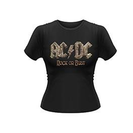AC/DC - Rock Or Bust  - TS Girly