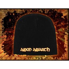 AMON AMARTH - Gold Logo - Bonnet