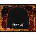 IMMORTAL - Logo - Bonnet