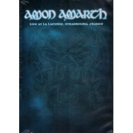 AMON AMARTH - Live at la Laiterie, Strabourg, France - DVD