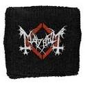 MAYHEM - Logo - Bracelet Eponge