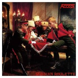 ACCEPT - Russian Roulette - CD