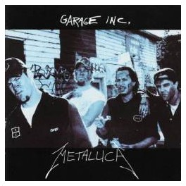 METALLICA - Garage Inc. - CD