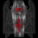 SLAYER - Reign In Blood Red - Vin rouge 75cl Coffin Box
