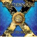 WHITESNAKE - Good To Be Bad - 2-CD