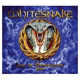 WHITESNAKE - Live At Donington 1990 - 2-CD