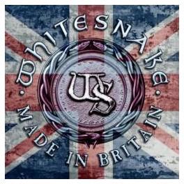 WHITESNAKE - Made In Britain - 2-CD Digi