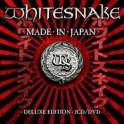 WHITESNAKE - Made In Japan - 2-CD Deluxe edition