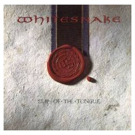 WHITESNAKE - Slip Of The Tongue - CD